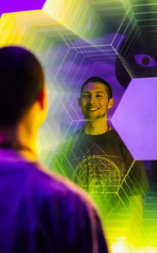 Boundless Frequencies Artist Photo