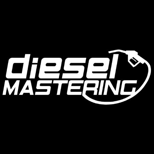 Diesel Mastering Logo Square